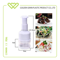 Manual Food Chopper Vegetable Chopper Handy Onion Chopper