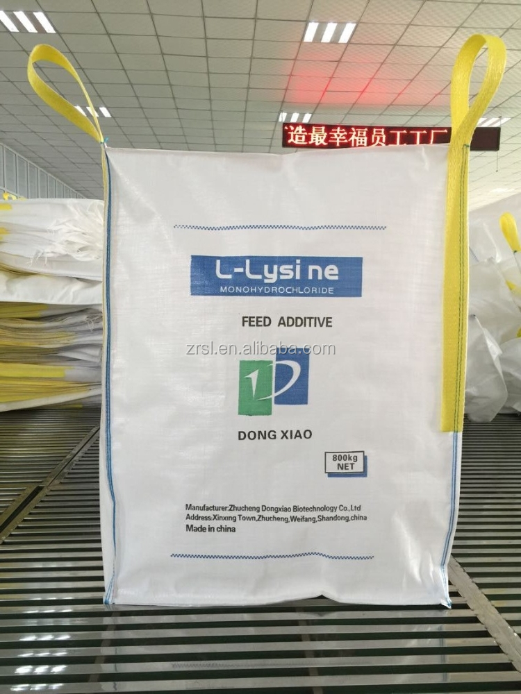 100% polypropylene PP super sacks jumbo spout bag waterproof plastic big bag manufactuer price