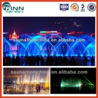 landscape decoration garden water fountain project, chinese water fountains
