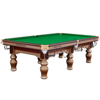 China Factory Price of snooker pool table price