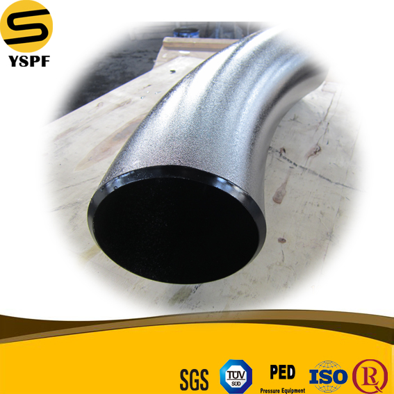 large size carbon steel pipe fittings pipe bend ASME B16.49