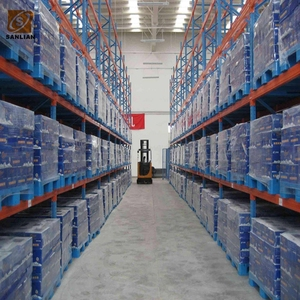 warehouse stacking heavy duty pallet metal storage rack