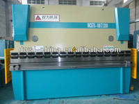 "INT'L ""SLMT""CNC hydraulic Chinese Wc67K press brake /EHT PP CNC Hydraulic Press Brakes /hydraulic plate bending machine"
