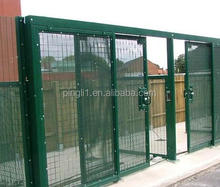 Top sale house gate designs cheap fences 358 Anti Climbing Security Fence