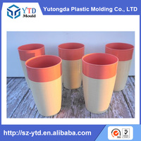 ABS material silicone manufacturing diy injection plastics case mould
