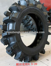 Paddy field tyre in good quality and lower price for sale 9.5x20 11.2x28