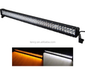 "41.5 Inch LED Work Light Bar, Mining Bar(KF-WP240D,41.5"") 240W,Double Color,Amber & White"