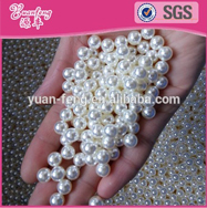 Wholesale 5mm Half Pearl Double Link Chain Roll