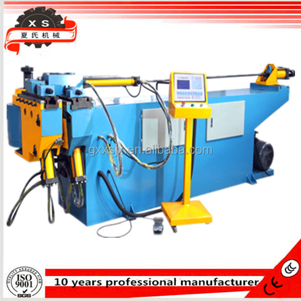 3 inch used pipe bender and exhaust electric cnc mandrel pipe bender for sale metal tube SB-189NC