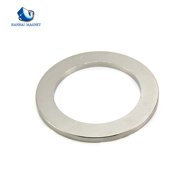 China Manufacture Strong Radial Magnetization Ring Magnet