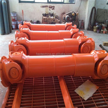 Industrial cardan shaft with universal joint / Industrial cardan shaft universal joint cross shaft with coupling
