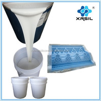 Factory Price of Mold Making RTV2 Liquid Silicone Rubber