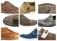 CASUAL SHOES COLLECTION designer leather shoes and shoe sole collection