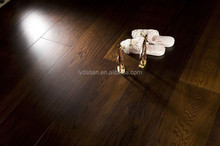 heat treated soft pine wood floor in cheapest price