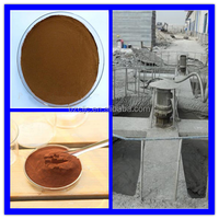 cellulose/sodium lignosulfonate/concrete foaming agent