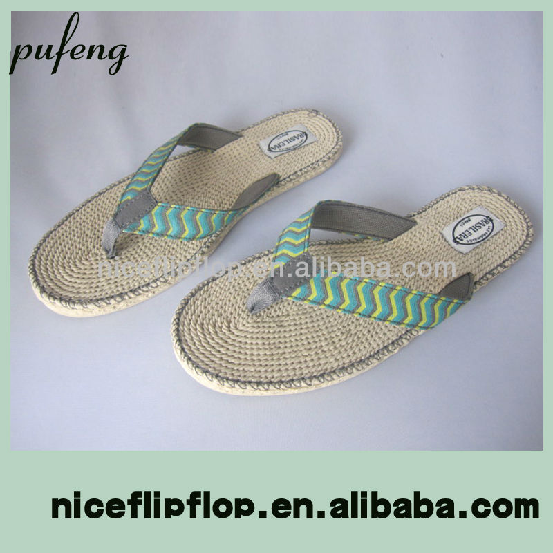 Latest mesh pvc woman slipper