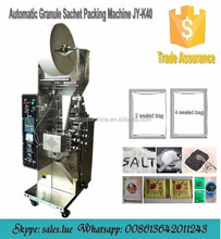 automatic packing machine with sensor