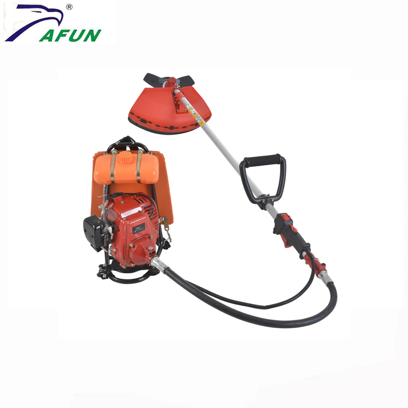 stable quality portable cutting trimmer machine backpack brush cutter bg328 for sale