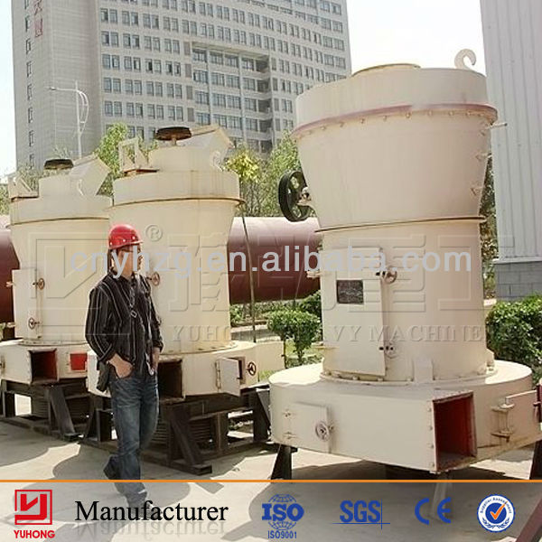 High Efficient Raymond Mill Hot Sale in Southeast Asia Markets