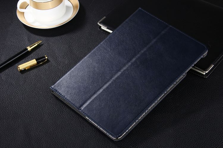 wallet leather case for ipad 6