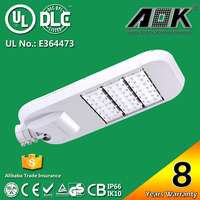 8 years Warranty 120lm/w Solar LED Street Lamp Hot selling product Long Lifespan