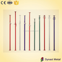 hot sale high quality adjustable used steel props