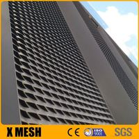Electro Galvanized Steel Expanded Metal Grating