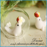 delicate decorating christmas clear glass ball decorative glass balls bowls for centerpieces