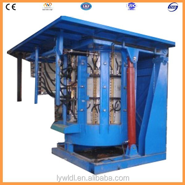3 ton industrial machinery equipment steel induction iron recycle plant metal forging equipment