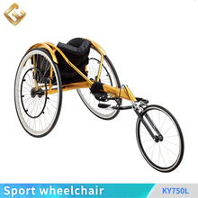 New Modern controllable fast speed king sports wheelchair nice race assistant