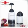 410g/hot sale plastic vegetable Chopper
