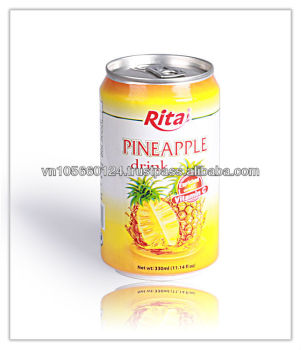 100% Pineapple Juice Drink