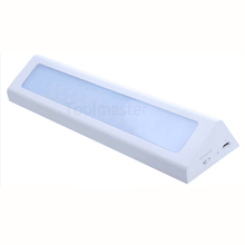 3.7V rechargeable battery led cabinet closet motion light fixture battery operated featureing PIR mostion sensor for wardrobe