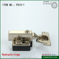 Gorgeous furniture hardware hydraulic spring hinge for wooden cabinet door