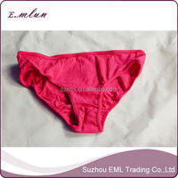 cotton sexy underwear panty for girl
