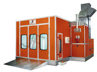 New Design garage paint booth with durable spray booth oven is made by autobody paint supplier