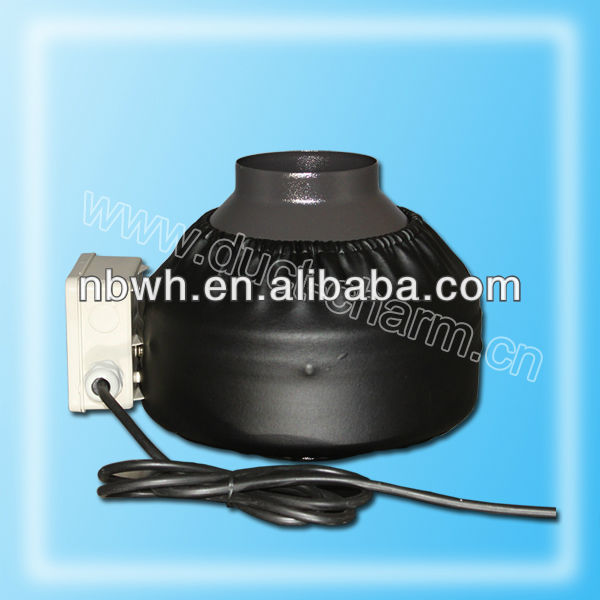 low noise centrifugal fan /centrifugal blower