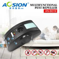 Aosion Patented Mutifunctional Electronic Pest Control for roaches, ants, spiders, mice, rats, crickets