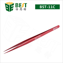 metal tweezer best eyebrow tweezers colorful eyebrow tweezer