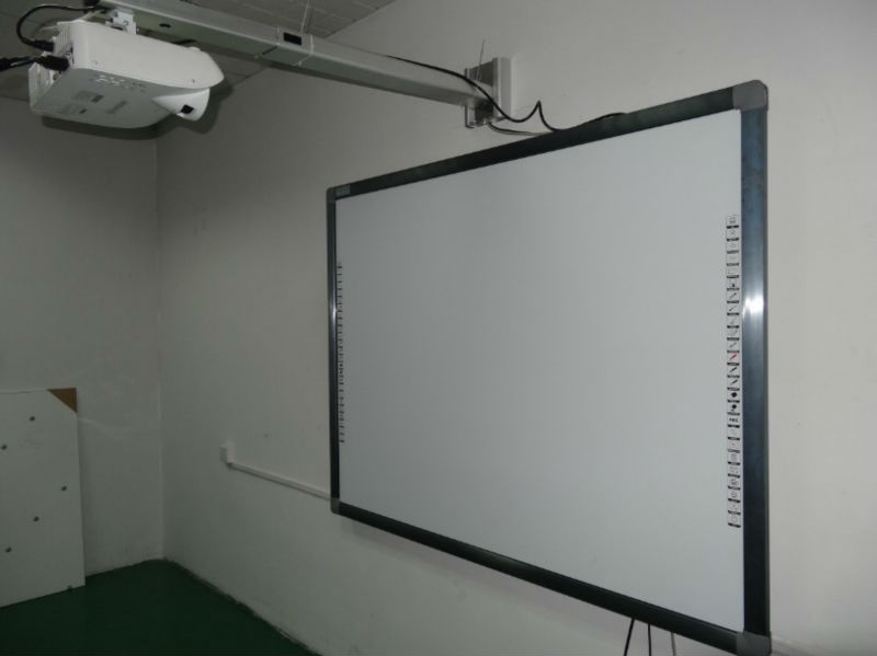 "88"" infrared interactive whiteboard with 10 fingers touch"