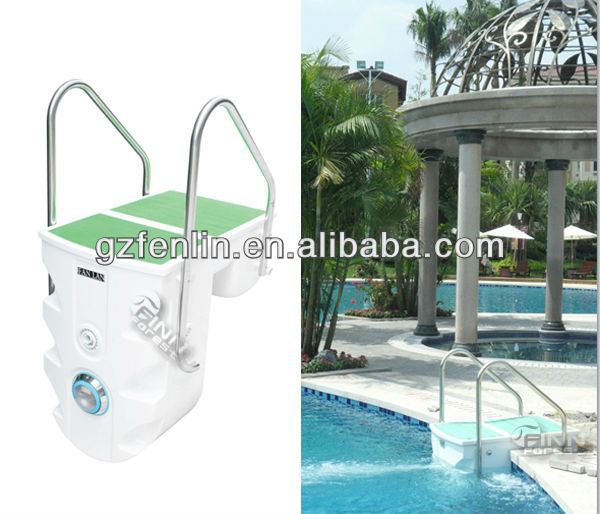 Swimming Pool Wall-hung Pipeless Pool Filter