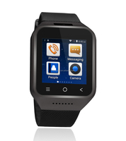 New Model Smart Watch 2016 Bluetooth Smartwatch Android 4.4 With GPS / Wifi / Camera