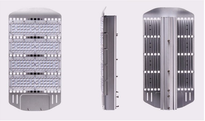 60w SMD aluminum Led street road light accessories luminaires die cast