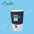 ripple wall paper cup for hot coffee environmental