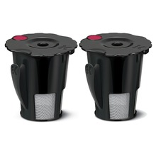 2.0 My K-Cup black Reusable Coffee Filter