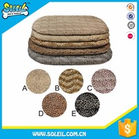 Various Design Soft Polyester Disposable Pet Mat