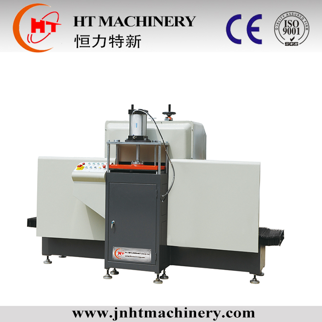 horizontal machines of making aluminum window/End -milling Machine for Aluminum Profile/used small milling machine