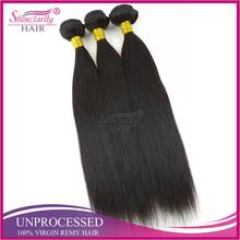fast shipping 8a Silky Straight 300 grams virgin peruvian hair pictures weaves