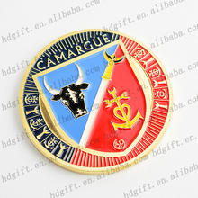 Camargue Metal Business Gift Promotion Medal Coins Tokens