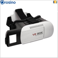 customized Best Price Plastic Vr Virtual Reality 3D Glasses for virtual reality goggles for 3D glasses headset